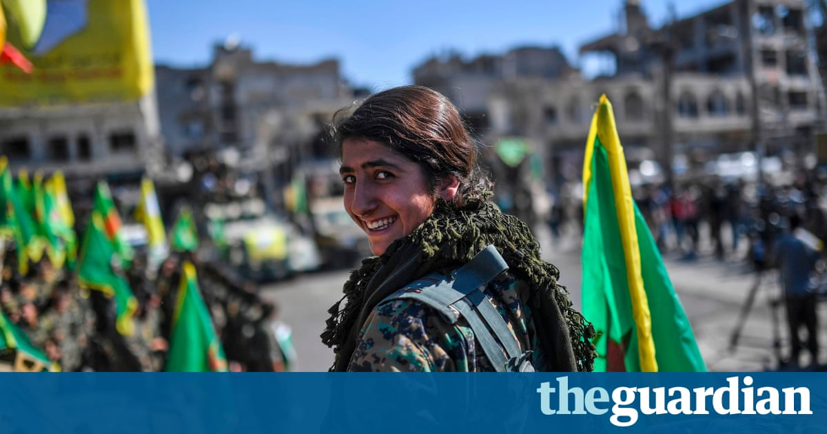 The fall of Raqqa - in pictures