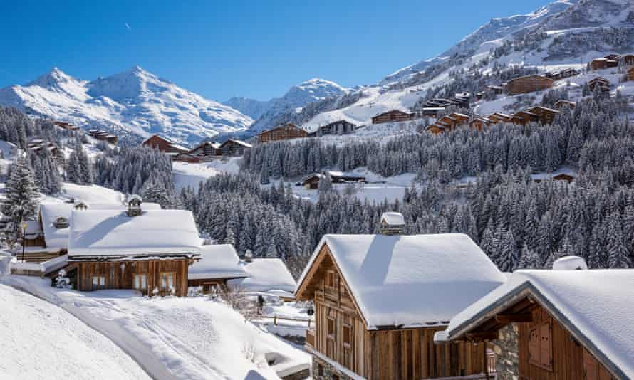 A British entrepreneur has sold his businesses in the resort of Meribel, France, due to fears of a hard Brexit.