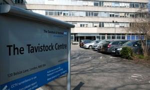 The Tavistock Centre in north London