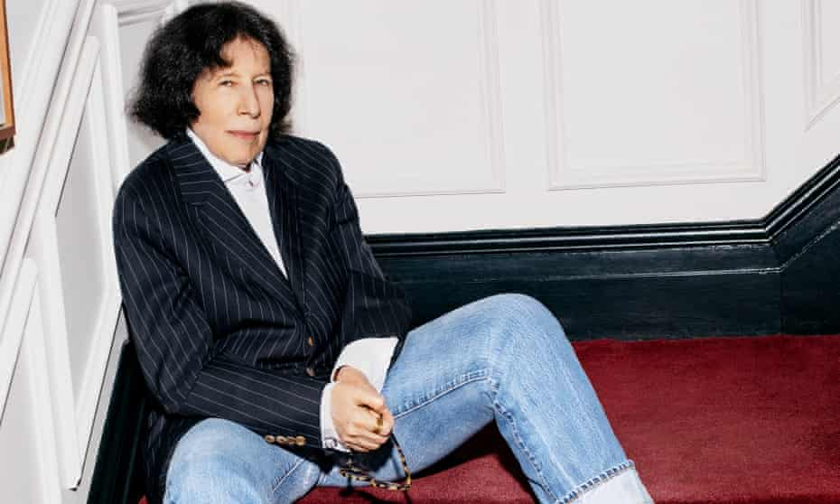 Fran Lebowitz suffers from 'excessive reverence for the written word'.