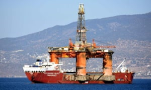 Transocean Winner arrives in Aliaga, Turkey to be dismantled