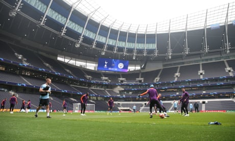 Guardiola primed for Tottenham test in Manchester City's 'quintuple' quest