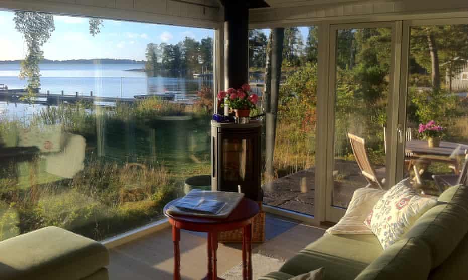 Cottage in Stockholm Archipelago, Stockholm. Blido