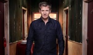 Gordon Ramsay in Ramsay's Hotel Hell