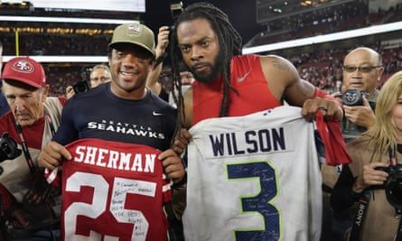Russell Wilson and Richard Sherman were among the players who pushed for clarity on the NFL's testing