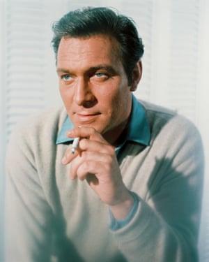 Christopher Plummer circa 1955
