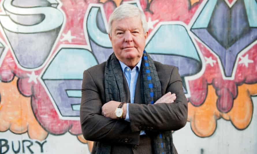 Sir Keith Mills, chairman of Sazka's UK arm, Allwyn.