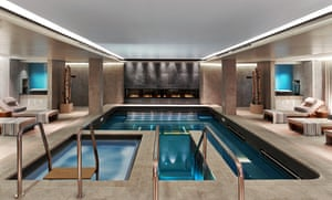 The Nordic spa.