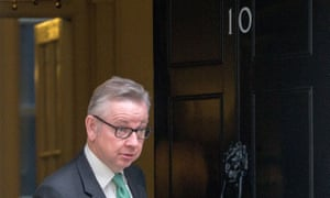 Why have the Tories brought Gove back from the dead? To kill him again | Marina Hyde