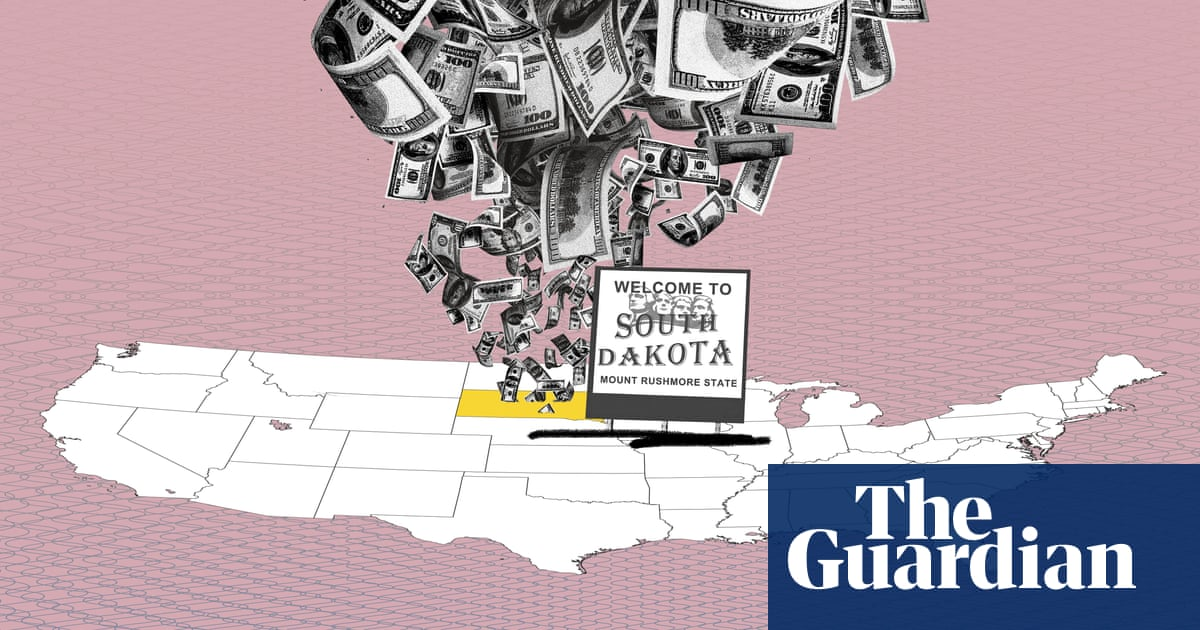 Pandora papers reveal South Dakota's role as $367bn tax haven