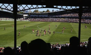 Suburban football grounds: AFLW about to put a new twist on an old ...