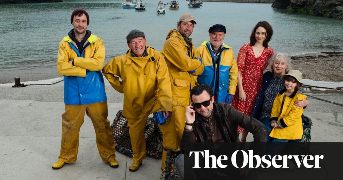 Fisherman's Friends: behind feelgood film of Cornwall's folk stars