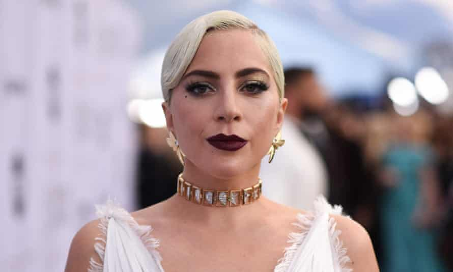 Lady Gaga in 2019.