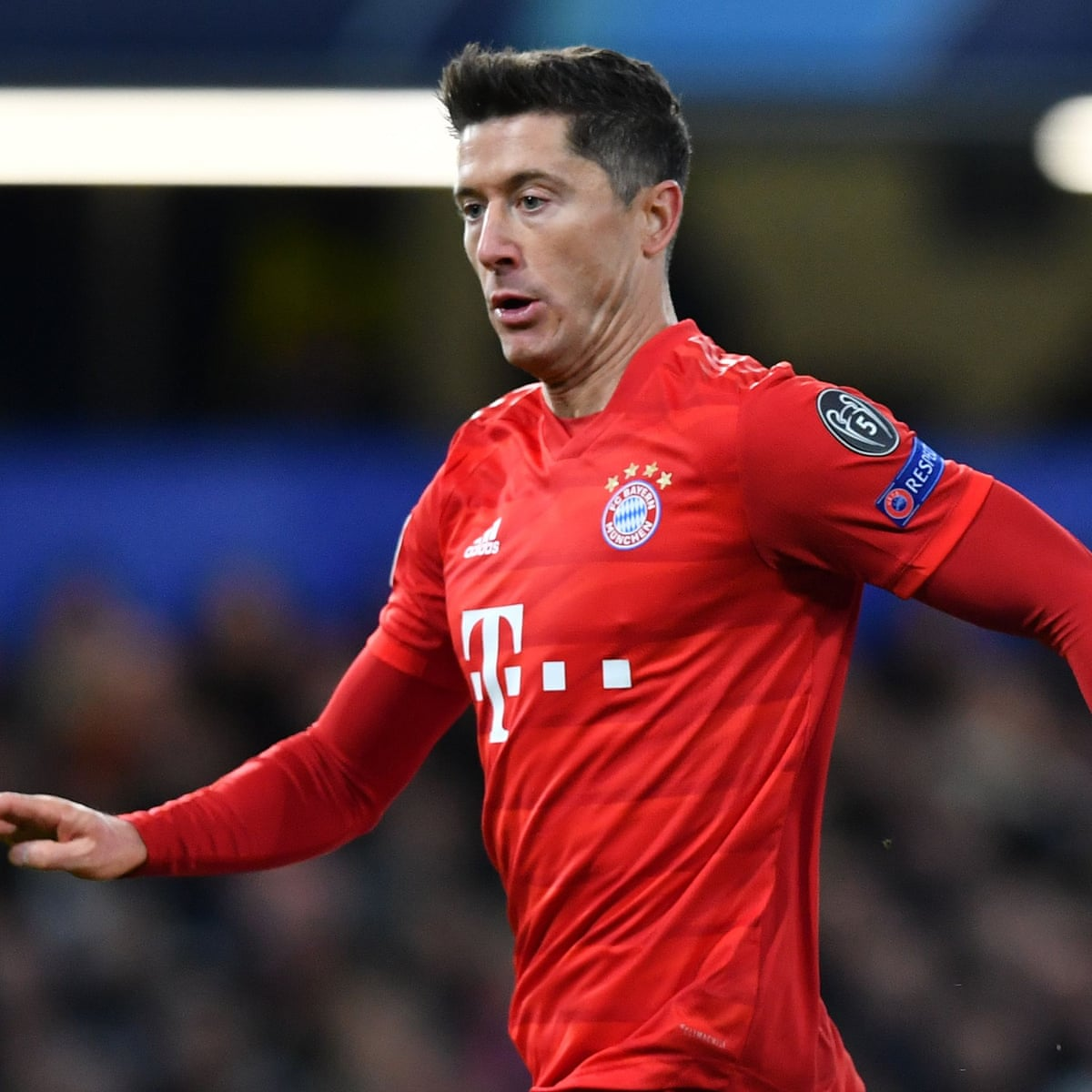 Lewandowski : Too Late To Play For Real Madrid Says Robert ...