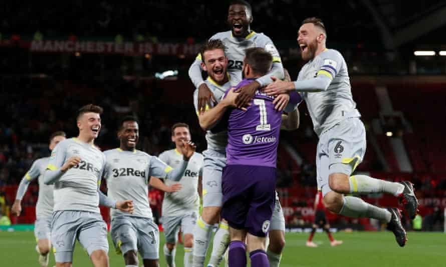 Man Utd v Derby