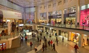 The high street retail crisis is dragging down property portfolio values.