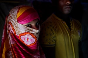 A 15-year-old girl who was married to a stranger less than two months after reaching Bangladesh