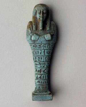 One of Nightingale's amulets.