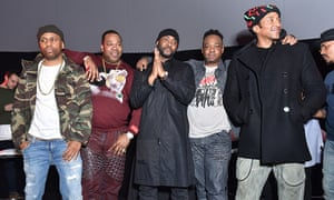 A Tribe Called Quest and Busta Rhymes