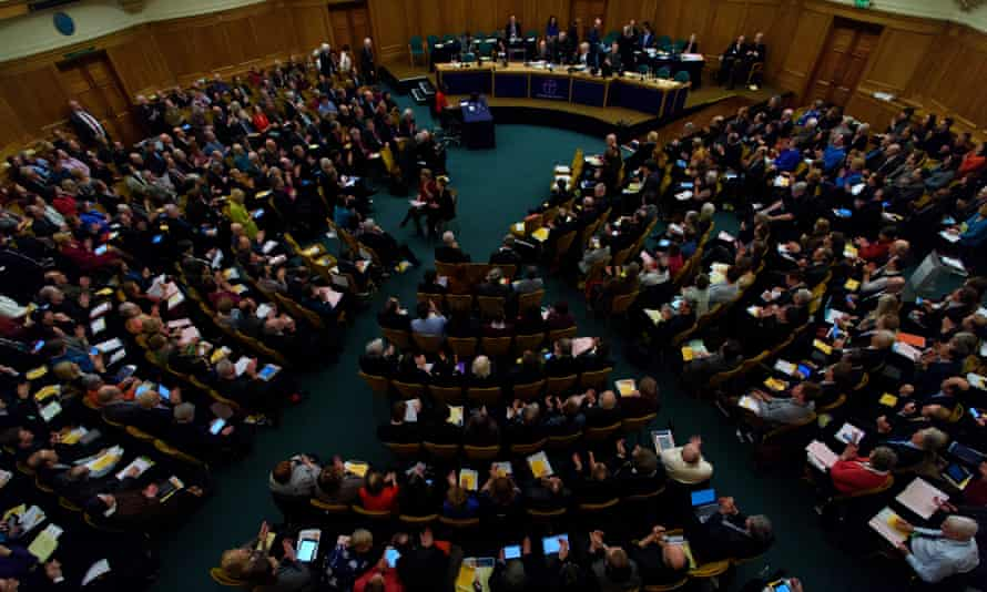 The General Synod in London in February