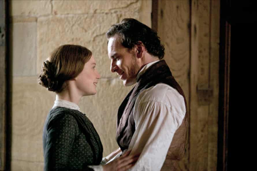 Mia Wasikowska and Michael Fassbender in Jane Eyre, a book that unites both liberals and conservatives.