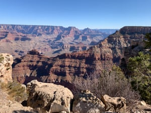Grand Canyon view, Arizona, US.