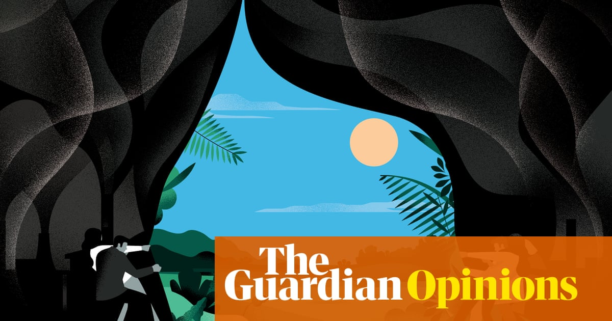 Don't despair: the climate fight is only over if you think it is   Rebecca Solnit