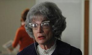 Mad Men's Ida Blankenship, played by Randee Heller.