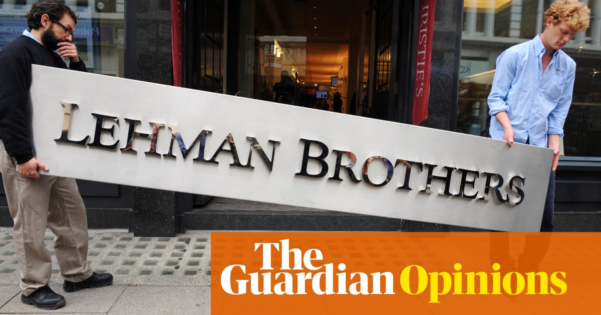 Ten Years On The Fed S Failings On Lehman Brothers Are All