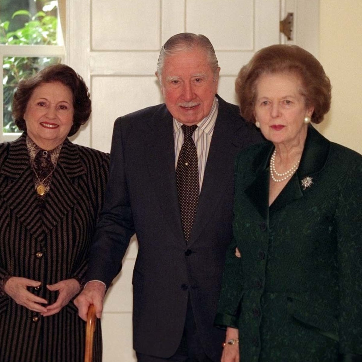 Thatcher sent Pinochet finest scotch during former dictator's UK house  arrest | Chile | The Guardian
