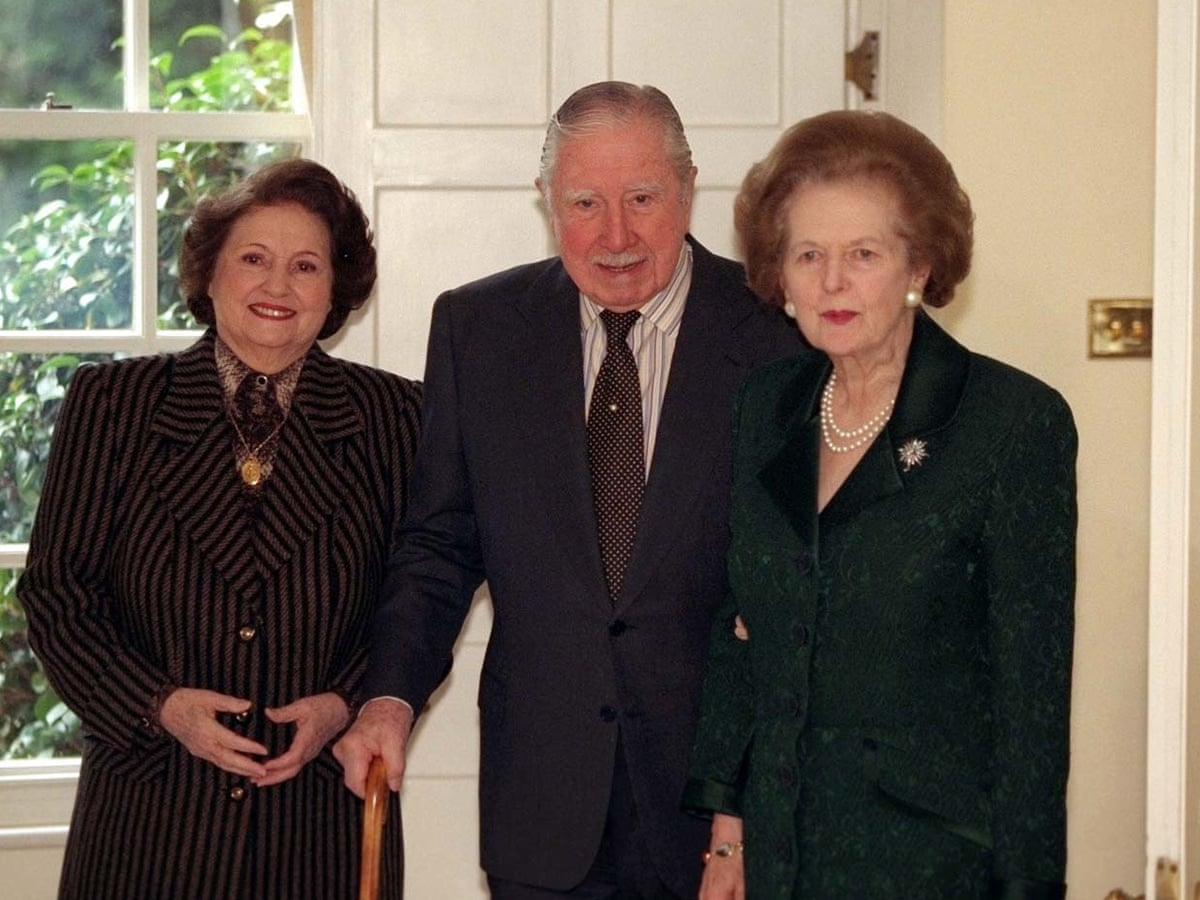 Thatcher Sent Pinochet Finest Scotch During Former Dictator S Uk House Arrest Chile The Guardian