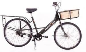 Elephant Bike Dark Olive