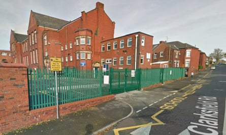 Clarksfield Primary School in Oldham was criticised by Ofsted in 2013 for its attainment levels.
