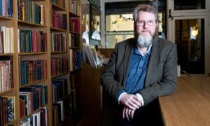 Tim Bryars, of Bryars and Bryars book store