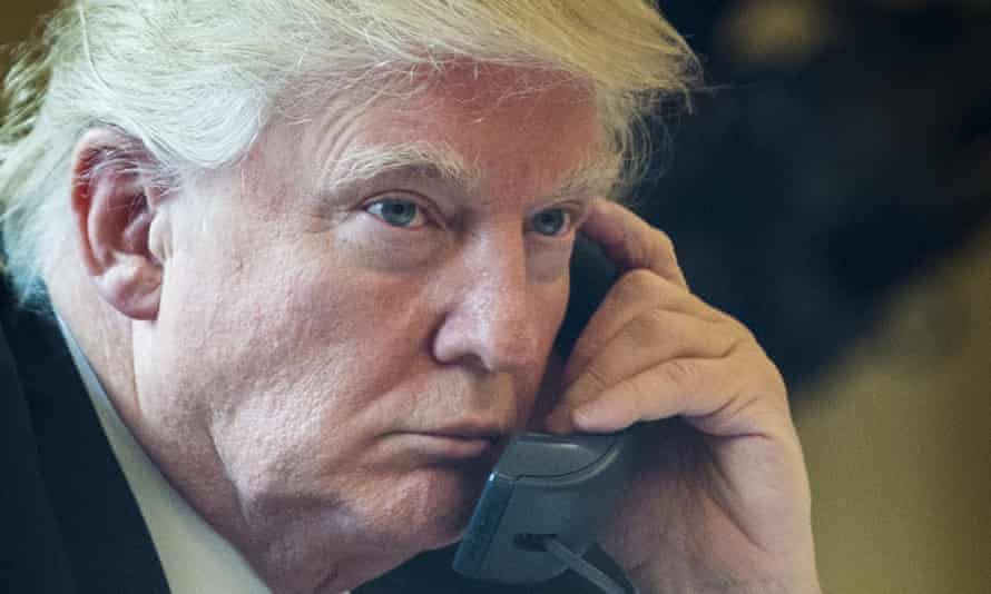 trump putin phone call