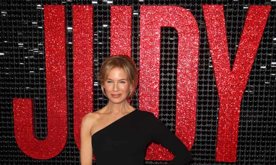 'When the lights came up, I felt as though I'd completed a yoga retreat': Renée Zellweger, star of Judy.