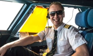 Aircraft pilots are sitting pretty at No 4, with average pay of £86,915 before tax.