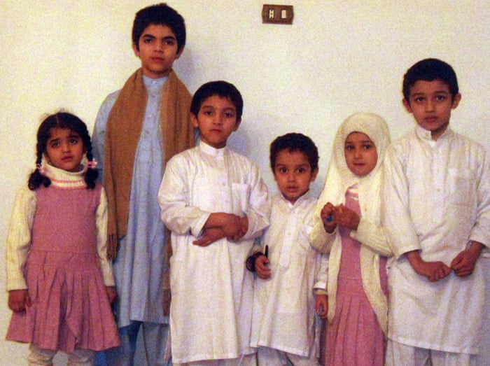 Osama bin Laden's family on the run: 'I never stopped praying our lives  might return to normal'   World news   The Guardian
