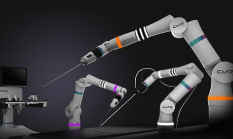UK scientists create world's smallest surgical robot to start a hospital revolution