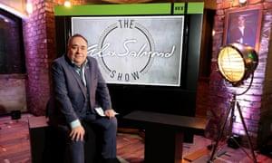 The Alex Salmond Show on RT