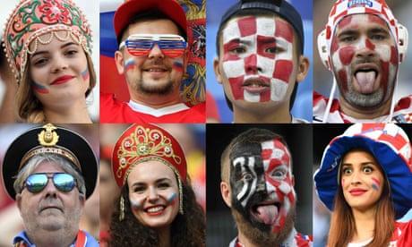 Russia v Croatia: World Cup 2018 quarter-final – live!
