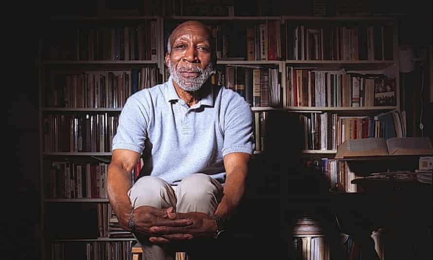 John A Williams in 2000.