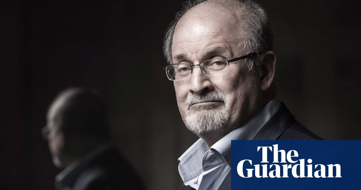 Salman Rushdie on his plans to publish his next book on Substack