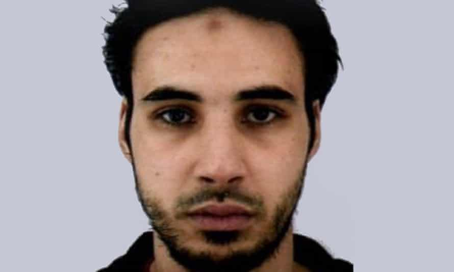 More than 700 police searched for Chérif Chekatt after the shooting in Strasbourg's Christmas market.
