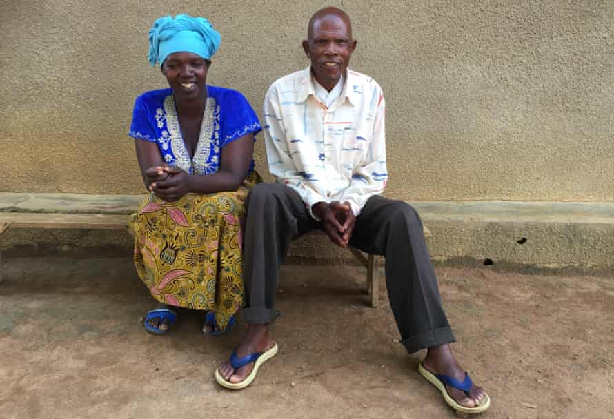 Laurencia Niyogira and Tasian Nkundiye.