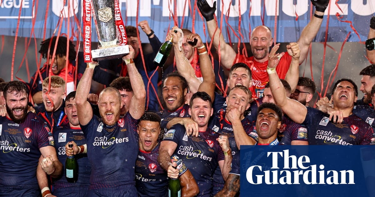 Can St Helens keep improving after three Super League titles in a row?