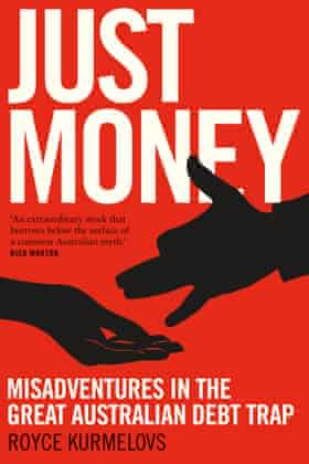 Book cover of Just Money by Royce Kurmelovs