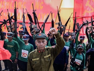 The NPA marked the anniversary of its rural rebellion with threats of more attacks, possibly in cities