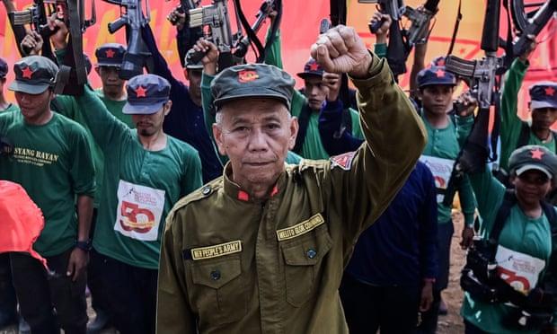 theguardian.com - Asia's longest-fighting communist guerrillas - in pictures