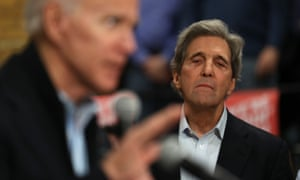 John Kerry: overheard.